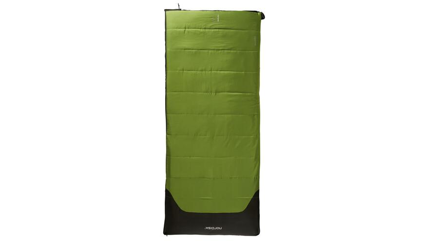 Nordisk Hjalmar +10° Slaapzak en Inlet XL groen
